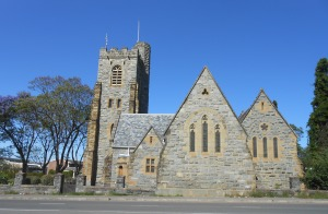 The Holy Trinity Anglican Church, King Williams Town