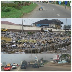 The stark realities of pollution and potholes
