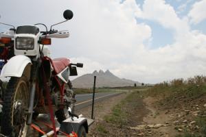 Just past Van Rooyen's Gate near Mafeteng