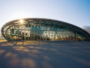 The impressive Hangar 7
