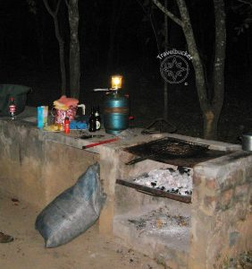 COOKING IN THE BUSH